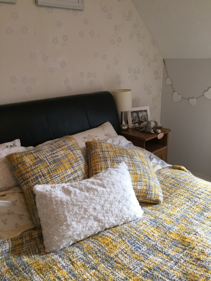 Mustard Yellow And Grey Decorating Colour Scheme Ideas